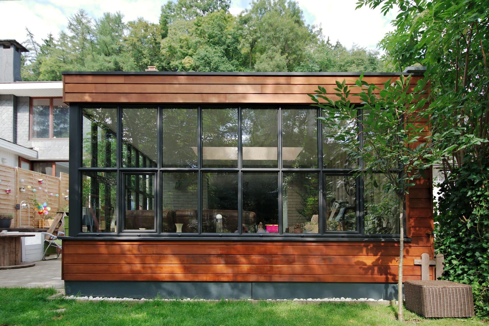 Extension Maison Bois Maison Passion