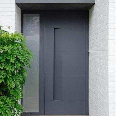 Porte-Design-Aluminium